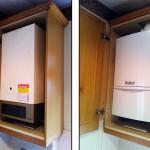 Old & New Boiler