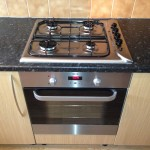 New Gas Hob & Electric Oven