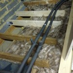 New joists (total of 4 instead of 2)