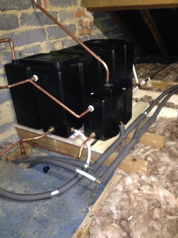 Water Leak Devastation Averted 187 Gas Adept Blog