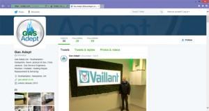 gas engineer southampton twitter vaillant boiler